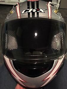 DOT Eagle Force Motorcycle Helmet