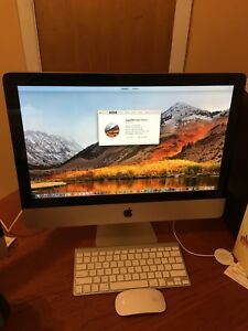 FAST SALE:   Beautiful and Clean Apple IMac 21.5inch