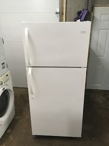 Frigidaire fridge only 2 years old