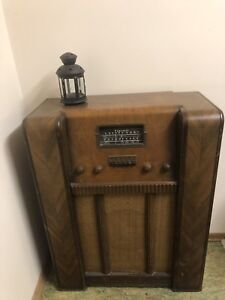 Viking Antique Radio - Make Me A Reasonable Offer!