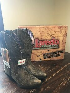 Laredo Cowgirl/Cowboy Boots