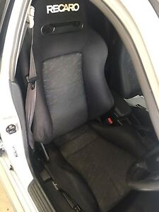 Looking for two front seats for Mitsubishi  evo 6 up. Kenwick Gosnells Area Preview