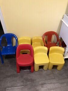Small child furniture