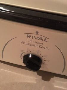 Rival Electric Roaster