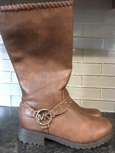 Girls Michael Kors boots
