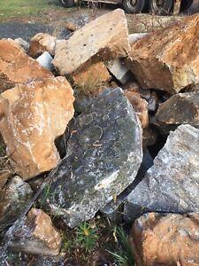 Stone Granite/Iron stone(coffee rock)