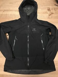 Women's gamma SL rain jacket -XL