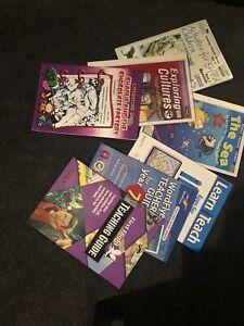 Primary Lesson/activity books Como South Perth Area Preview