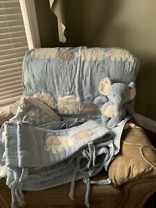 Beautiful baby crib set