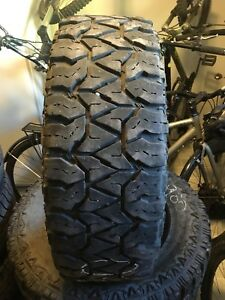Dunlop Fierce Attitude M/T Tires