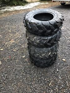 Brand new maxxis atv tires