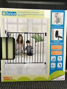 Brica wall mount baby gate