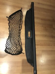 2014 Jeep Grand Cherokee cargo cover and net