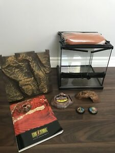 Terrarium Kit and Items (All included)
