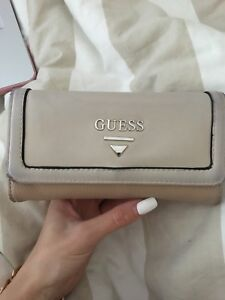 Guess Two Tone Wallet