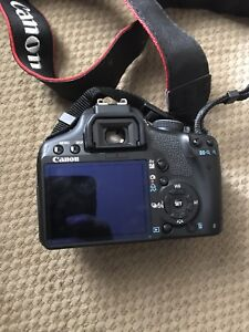 Canon Rebel T1i DSLR Camera 15.1 MP with 18-135mm Lens