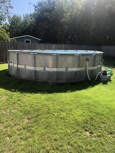"""18 foot by 54"""" pool for sale"""