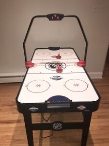NHL 4.5 foot all star hover hockey table