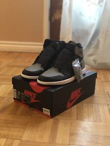 Nike Air Jordan 1 Retro OG Shadow Sizes 10 & 11