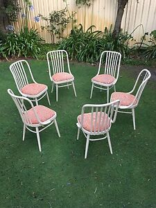 Original Czech bentwood dining chairs North Perth Vincent Area Preview
