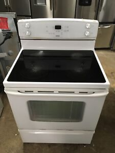 Kenmore glass top stove