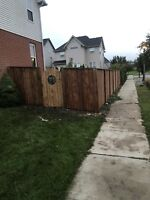 Decks fences new and old!!! Always a free quote