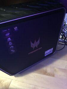 Acer predator G6 computer package