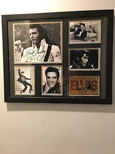 Limited edition numbered elvis Presley memorabilia with certificates Greenfield Park Fairfield Area Preview