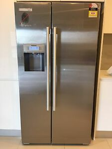 Siemens Double Door Fridge (Ice Maker & Water) Baulkham Hills The Hills District Preview