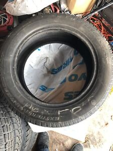 Continental extreme winter contact tires pneus 205 55 16