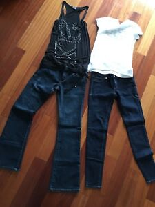 Armani Exchange Jeans and tops