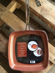 "Copper Pan ""brand new never used"""
