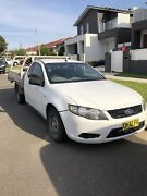 2008 Ford falcon ute Merrylands Parramatta Area Preview