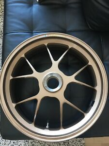 Ducati 1098S Marchesini rear wheel