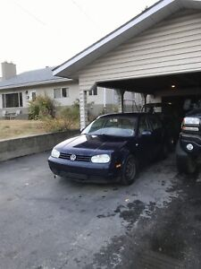 2002 Volkswagen Golf