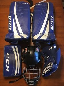 Kit de Goaler Street Hockey