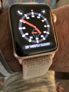 Apple Watch series3 GPS +cellular LTE for sale