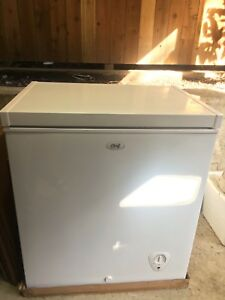 Two 5.0 cu. ft. freezers ($200ea/$350both)