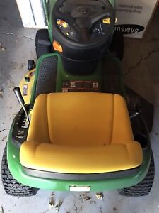 John Deere D105 Series Riding Lawn Tractor for sale