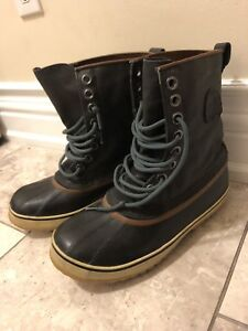 Sorel men boots waterproof size 7
