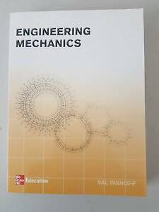 Engineering Machanics by Val Ivanoff Ashfield Ashfield Area Preview