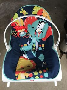 Barely used Fisher Price Bouncer
