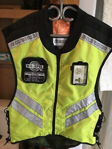 ICON Mill Spec Vented Motorcycle Vest