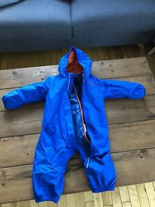Columbia 6-12 month snow suit.