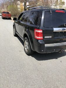 2010 ford escape xlt limited fully loaded 4x4