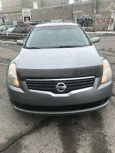 *NEGOCIABLE* NISSAN ALTIMA 2008 AUTOMATIQUE 2.5SL MECANIQUE A1