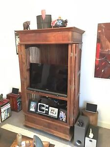 Beautiful Teak TV Cabinet Paddington Brisbane North West Preview