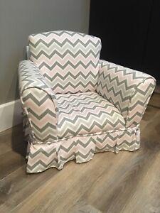 Divan chaise pour enfant