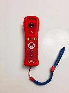 Wii Mote Mario Edition
