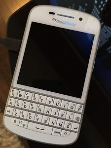 Blackberry Q10 Blanc